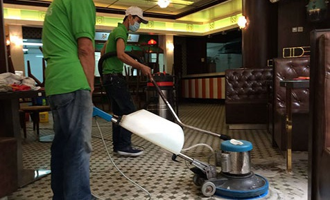 Dịch vụ giặt thảm tại Hải Dương