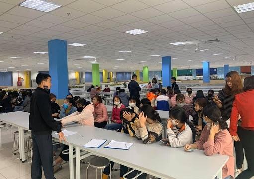 Công ty cung cấp lao động thời vụ ở Hưng Yên