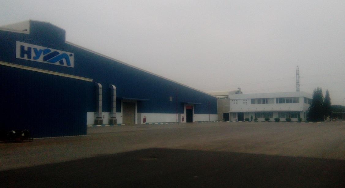 Tổng vệ sinh định kỳ nhà máy Dệt và Nhuộm Hưng Yên