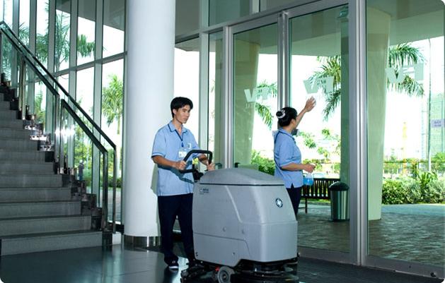 công ty vệ sinh công nghiệp Xuân Mai