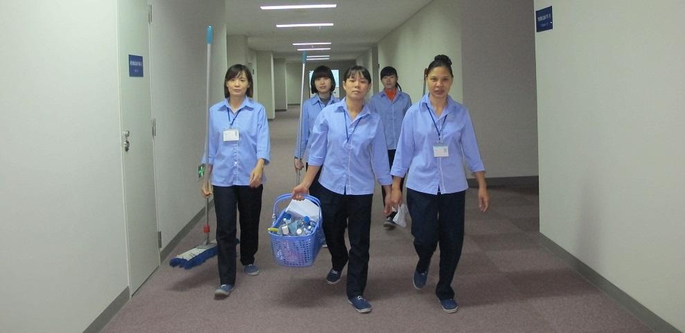Dịch vụ cung cấp tạp vụ tại Hưng Yên
