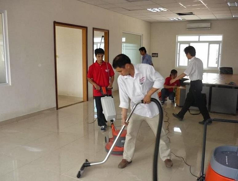 vệ sinh công nghiệp tại Hải Dương
